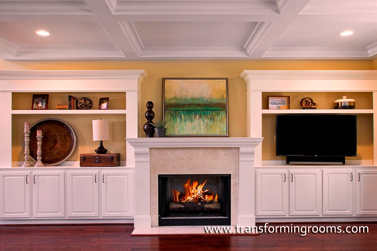 Pros And Cons Of A TV Over The Fireplace, Should My Television Be Above The  Mantle?   Interior Design Greensboro